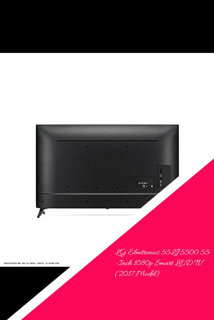 LG Electronics 55LJ5500 55Inch 1080p Smart LED TV (2017
