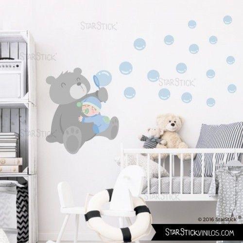 Barcelona | Dormitorio para bebé | Decoracion cuarto bebe ...