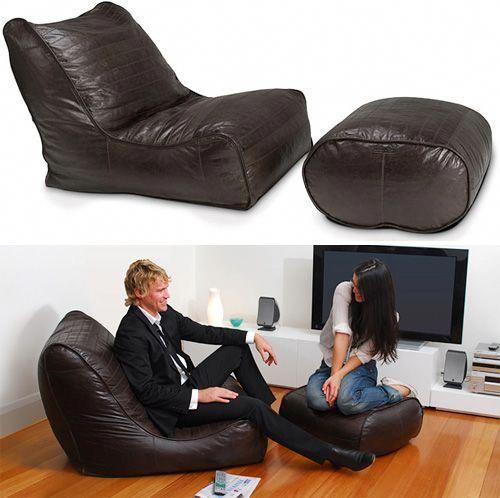 Classy Bean Bag Chairs Faux Fur Fiorenze Sofa Is One Chair Beanbagchairsforadults