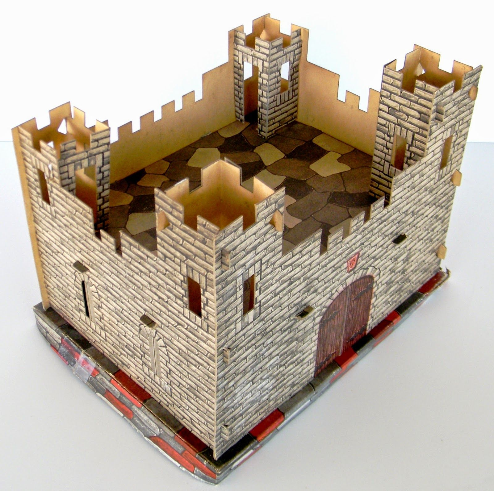 Castle s are fascinating and I ve liked them ever since I was a kid