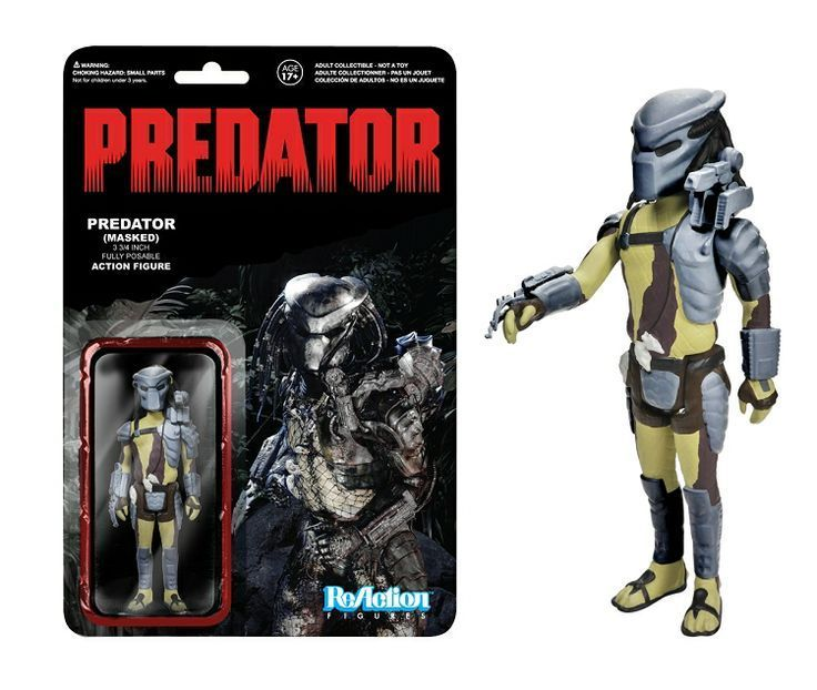 Lindsey's Toy Room - Predator Masked Predator 3.75 Inch ReAction Figure, $9.99 (http://www.lindseystoyroom.com/predator-masked-predator-3-75-inch-reaction-figure/)