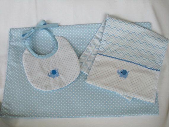 Blue elephant baby gift set on etsy 3000 baby pinterest blue elephant baby gift set on etsy 3000 negle Images