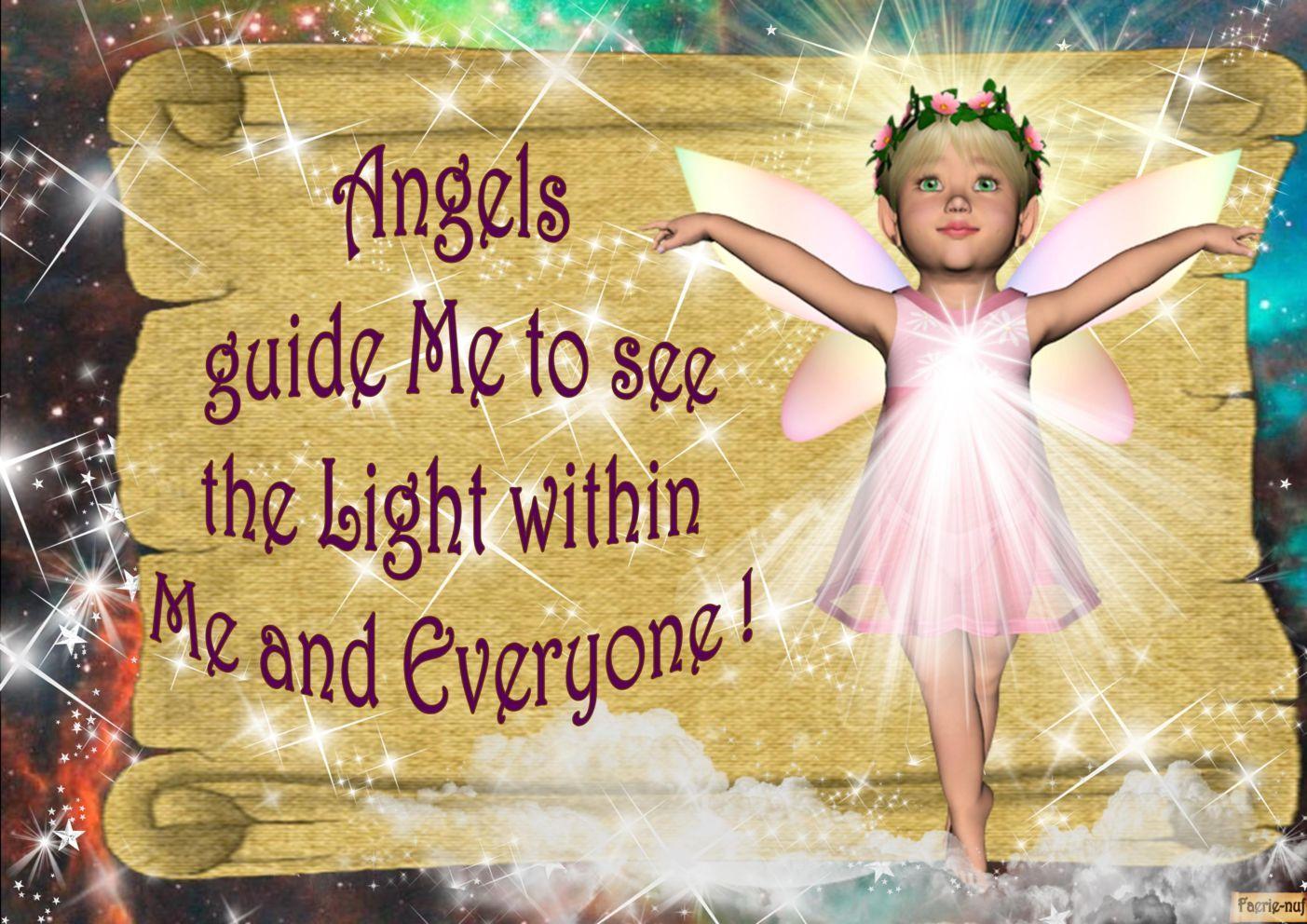 Angel guide angel