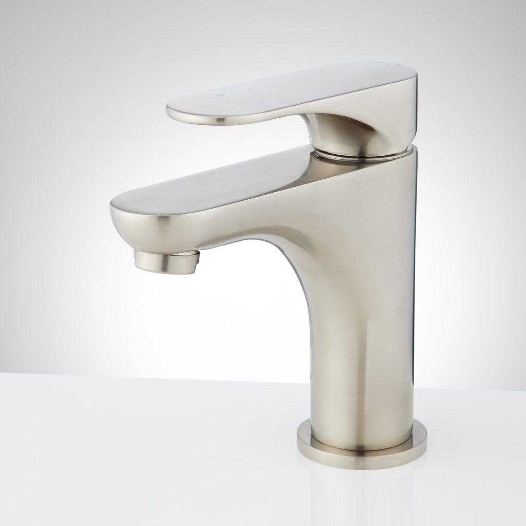Hansgrohe Logis Loop Single Hole Bathroom Faucet Brushed Nickel ...