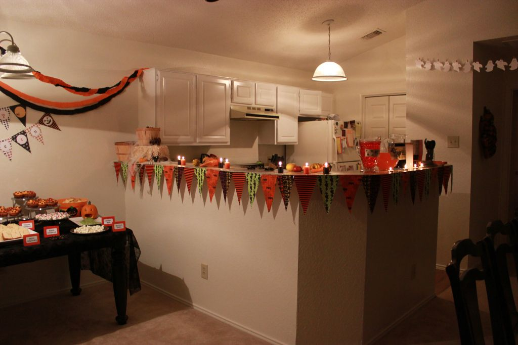 2nd Annual Halloween Party Halloween parties - halloween party ideas decorations
