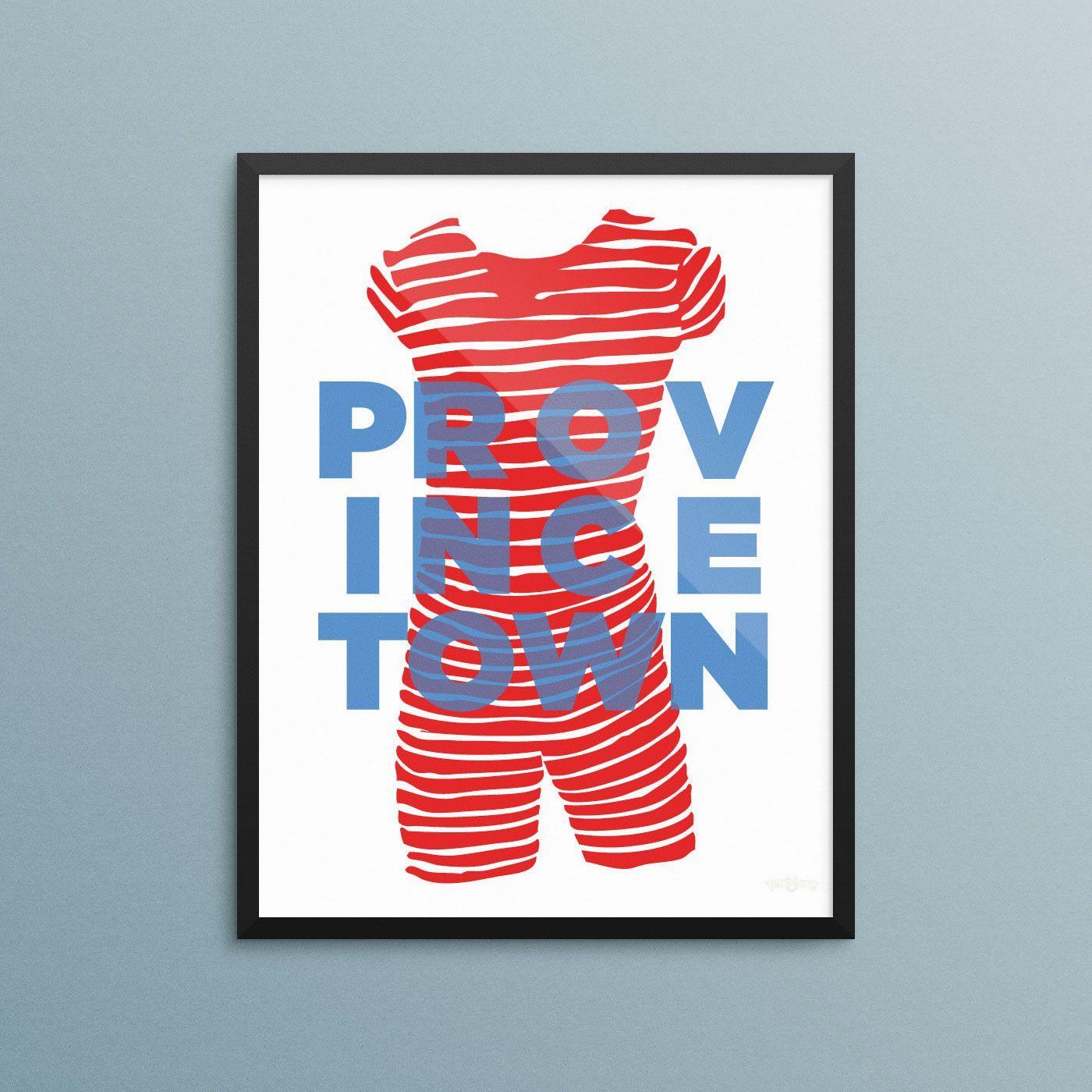 Provincetown Beaches Men's Bathing Suit Prints #mensbathingsuits