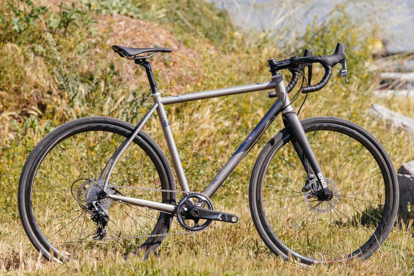 Caletti Giro Grinduro Edition Titanium Cyclocross Bike - The ...