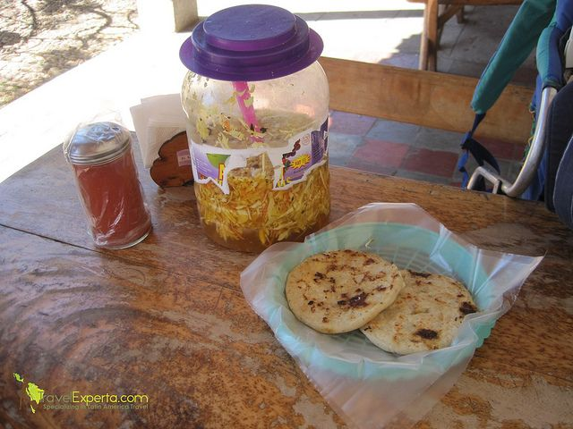Central American countries have one major staple food that they eat religiously daily and sometimes at every meal. El Salvador is no different Central American countries have one major staple food that they eat religiously daily and sometimes at every meal. #traditionalfood #elsalvador