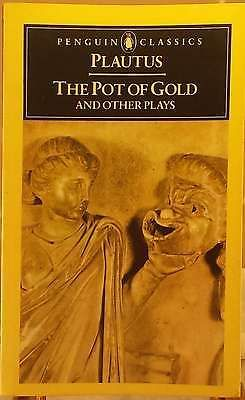 The pot of gold plautus pdf