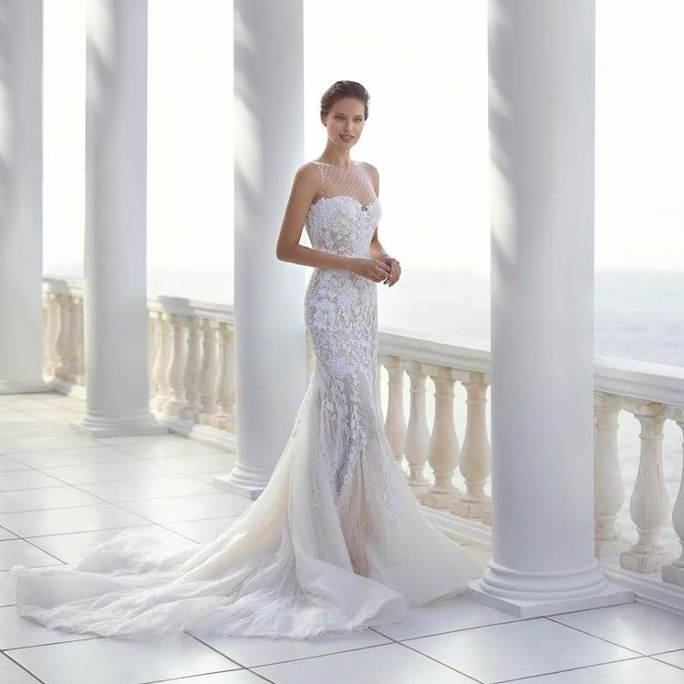 Pronovias Launches it's New 2015 Wedding Gown Collection ...
