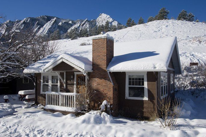 Marvelous Chautauqua National Historic Landmark Boulder Co 811 Home Interior And Landscaping Eliaenasavecom
