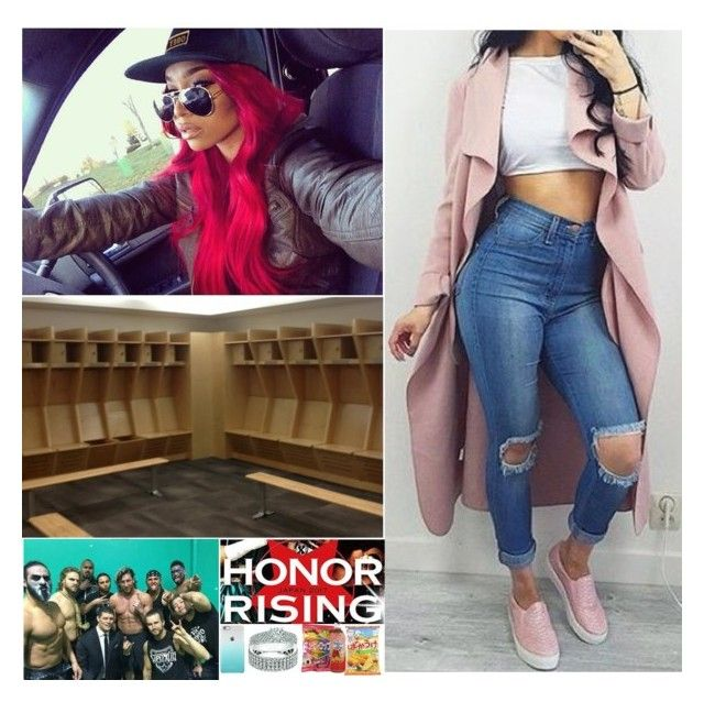 """Breaking Point (Honor Rising, Night 2))"" by digital-minerva ❤ liked on Polyvore"