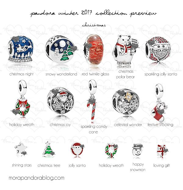 catalogue pandora noel 2018 Pandora Winter 2017/2018 Image MoraPandora | Modern Jewelry  catalogue pandora noel 2018