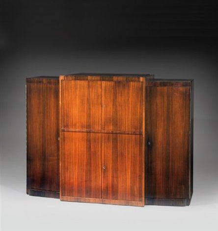 meuble de salon by pierre chareau Pierre Chareau Pinterest Salons