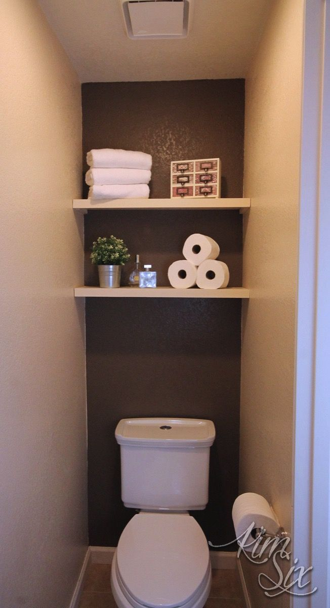 Photo of Easy 5 Dollar Floating Shelves
