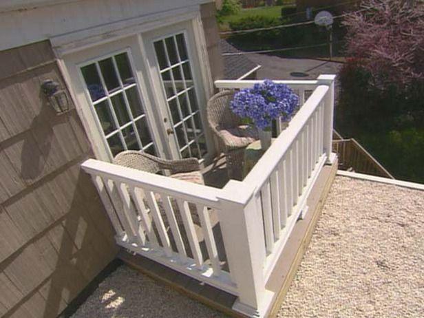 Balcony off the bedroom. Balcony off the bedroom    Outdoor Living   Pinterest   Balconies