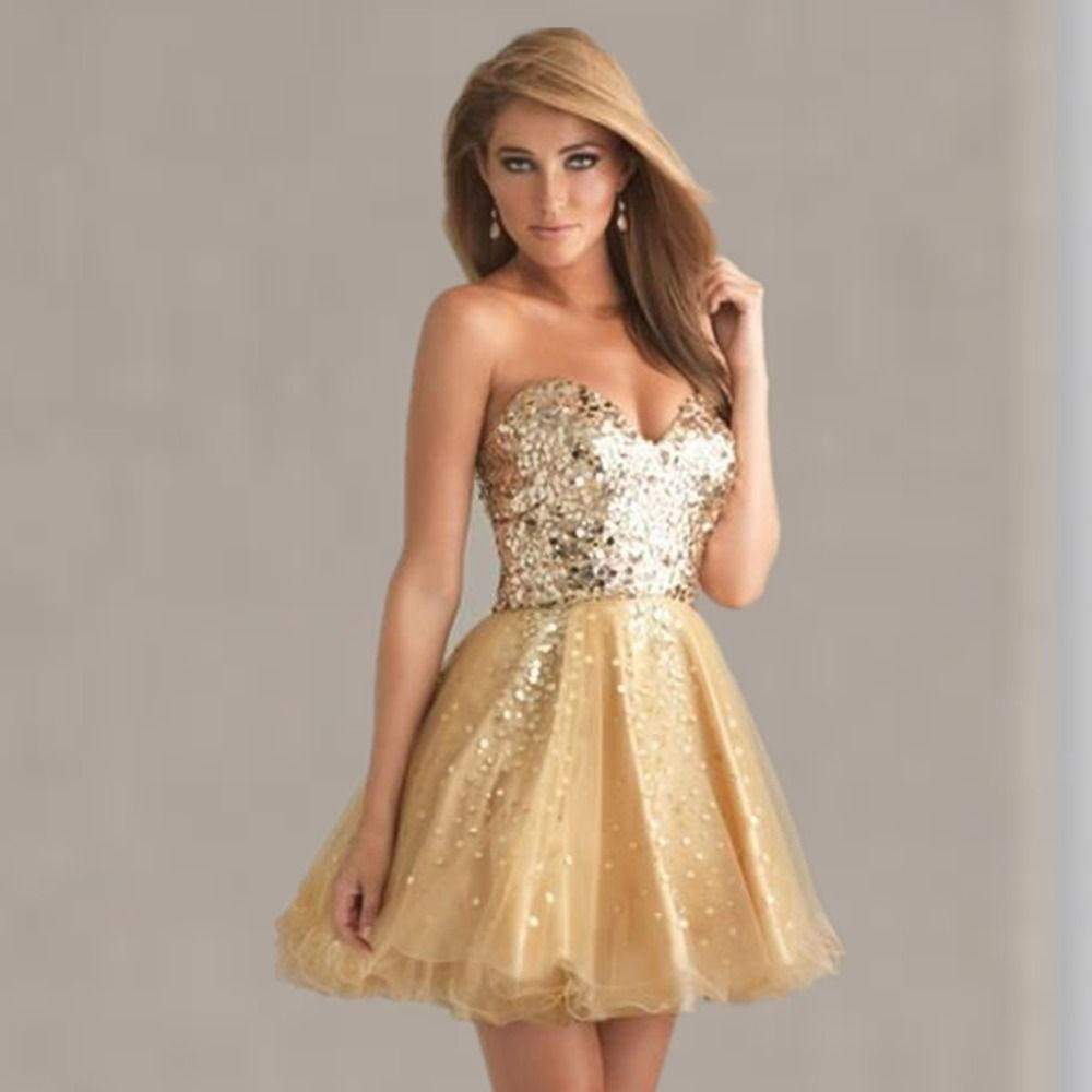 Formal Dance Dress