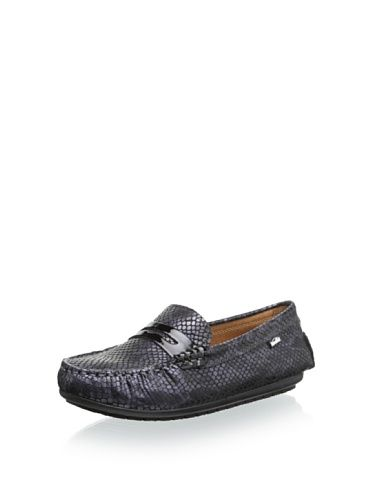 a1fa538064b Venettini Kid s Savor Penny Loafer (Grey Scale Leather)
