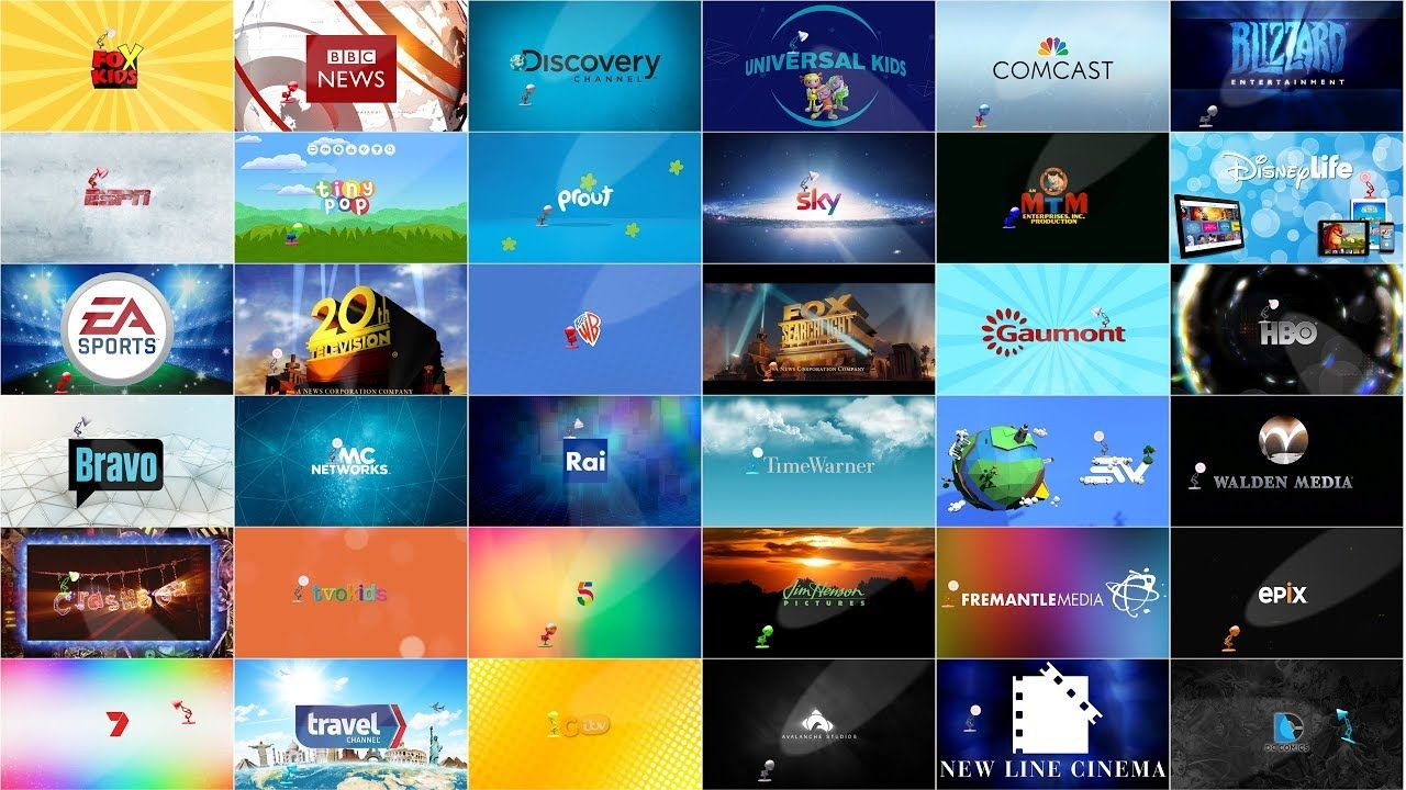 Top 36 (Part-3) Cable, Satellite TV and Studio Brands Spoof
