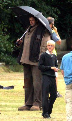 Том Фелтон Photo: Фильмы & TV > Harry Potter & the
