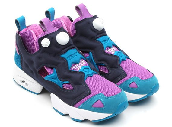 a5bb85c2885 Reebok Insta Pump Fury - Blue - Purple - White - SneakerNews.com ...