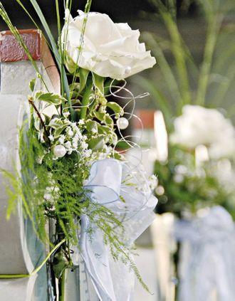 65 Kirchendeko-Ideen Katholisch evangelisch, Hochzeitsblumen und - Deko Gartenparty Grun