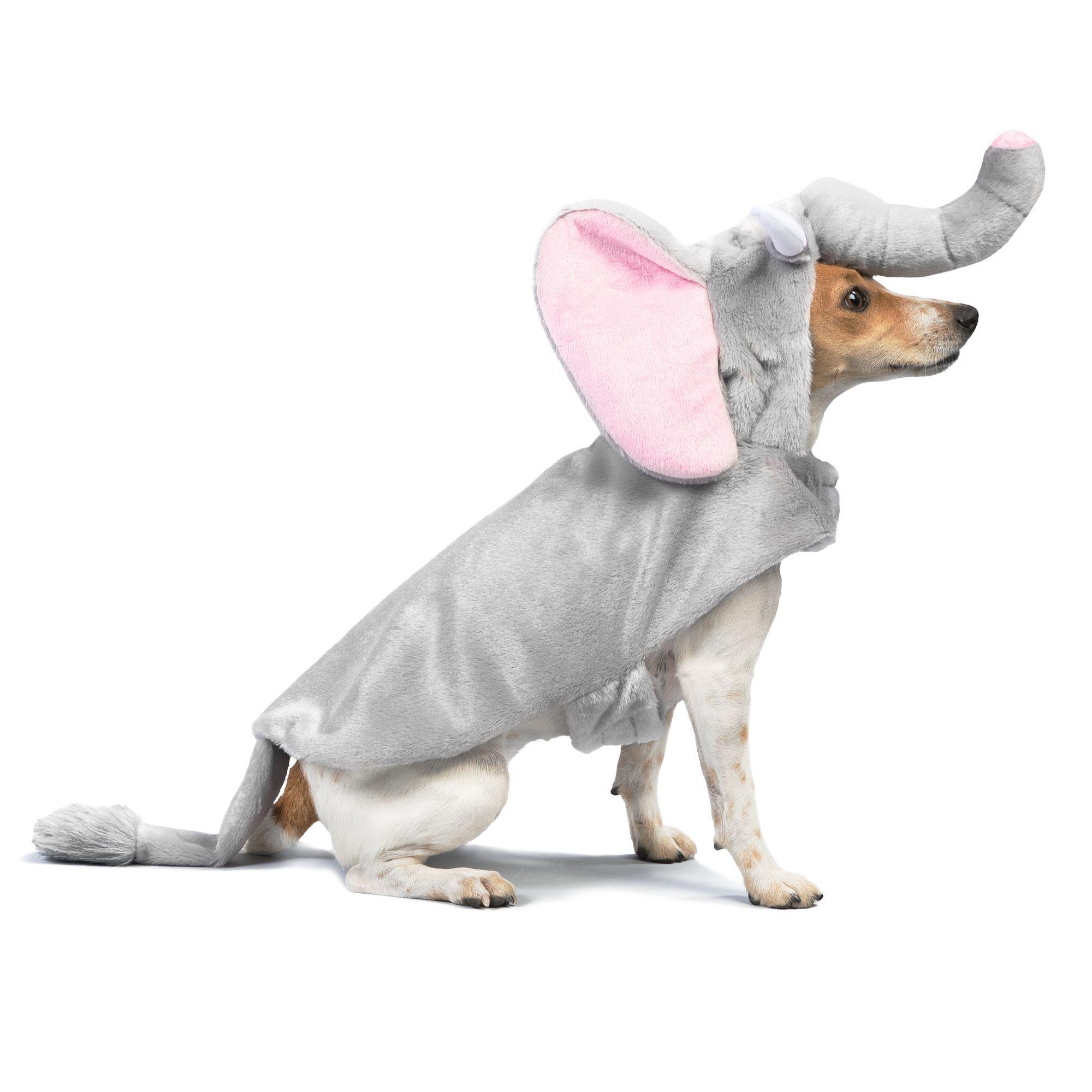 Thrills And Chills Halloween Elephant Pet Costume Size Medium