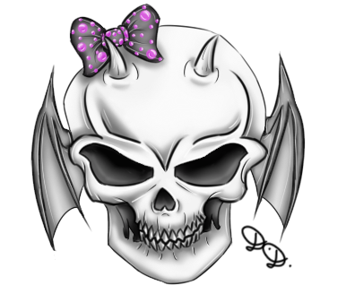avenged sevenfold death bat design - Google Search