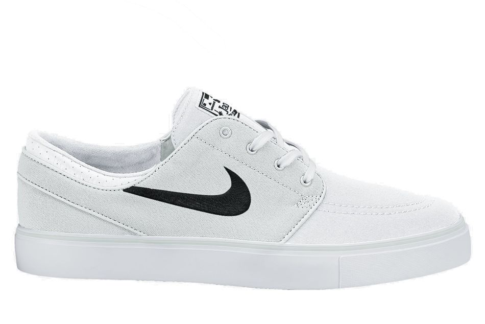 busto vehículo carga  Nike Zoom Stefan Janoski Base Grey/White | White sneakers men, Nike zoom stefan  janoski, White shoes men