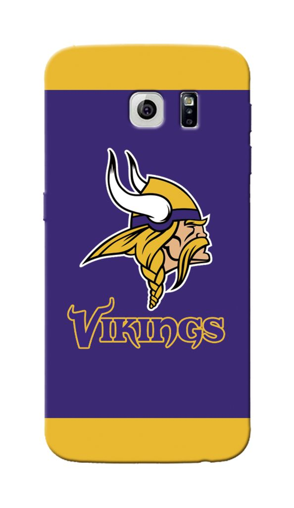 release date: 361f3 14a5a Fully Custom Made Samsung Galaxy S6 case for NFL Minnesota Vikings ...