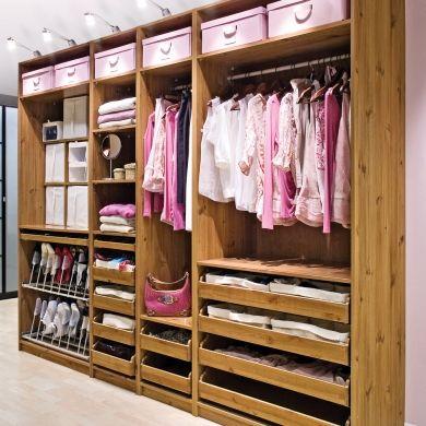 Garde-robe accessible - Chambre - Inspirations - - Décoration et