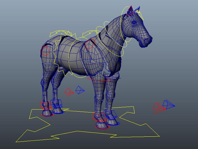 Horse Rig 3d model | Rigs in 2019 | Horses, Rigs, Model
