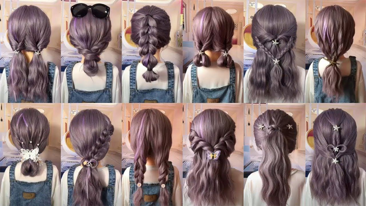 12 Amazing Hair Transformations - Easy Beautiful Hairstyles