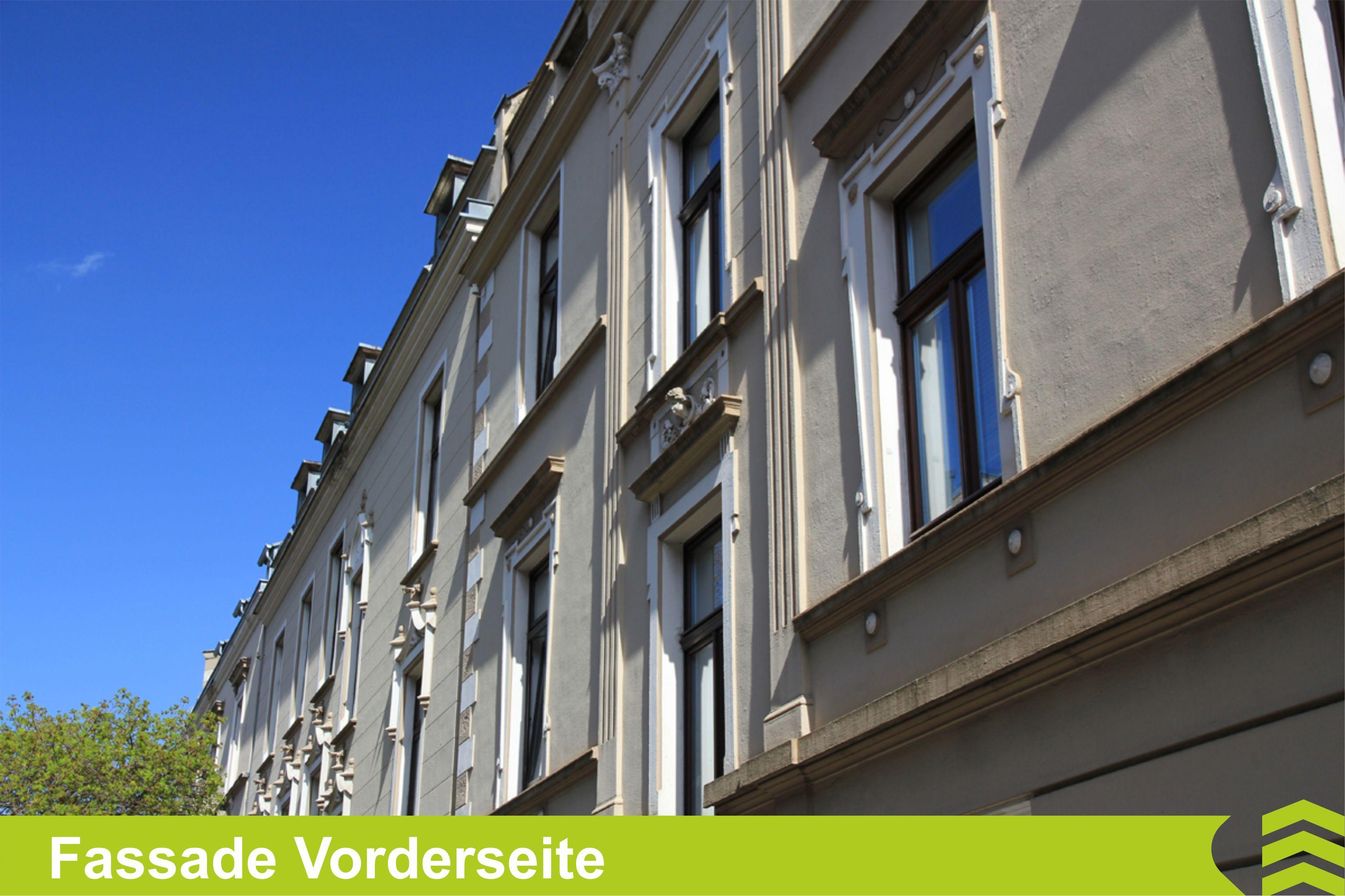 Vorderfassade Haus Wißmannstraße (mit Bildern