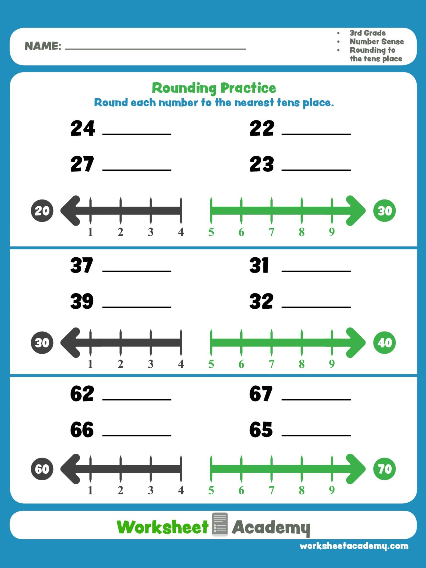 Use This Math Worksheet To Help Your Student Understand