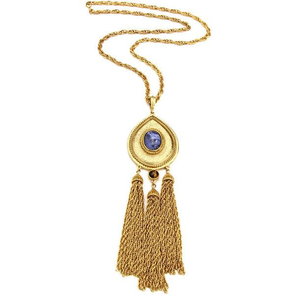Gypset teardrop tassel necklace ($499) ❤ liked on Polyvore featuring jewelry, necklaces, teardrop jewelry, teardrop pendant, travel necklace, pendant necklaces and tassel necklace