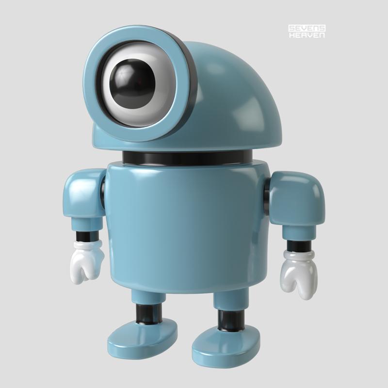 cyclobot robot toy figure
