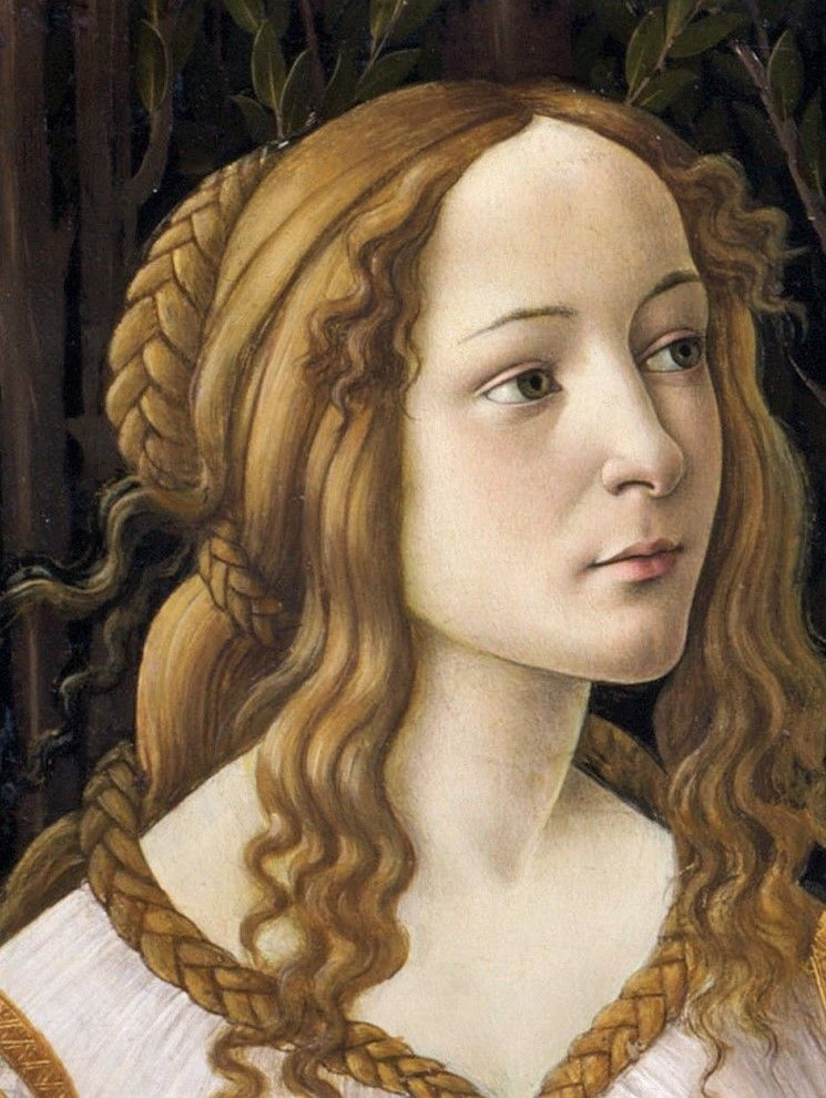 Venus And Mars By Sandro Botticelli C 1483 Renaissance