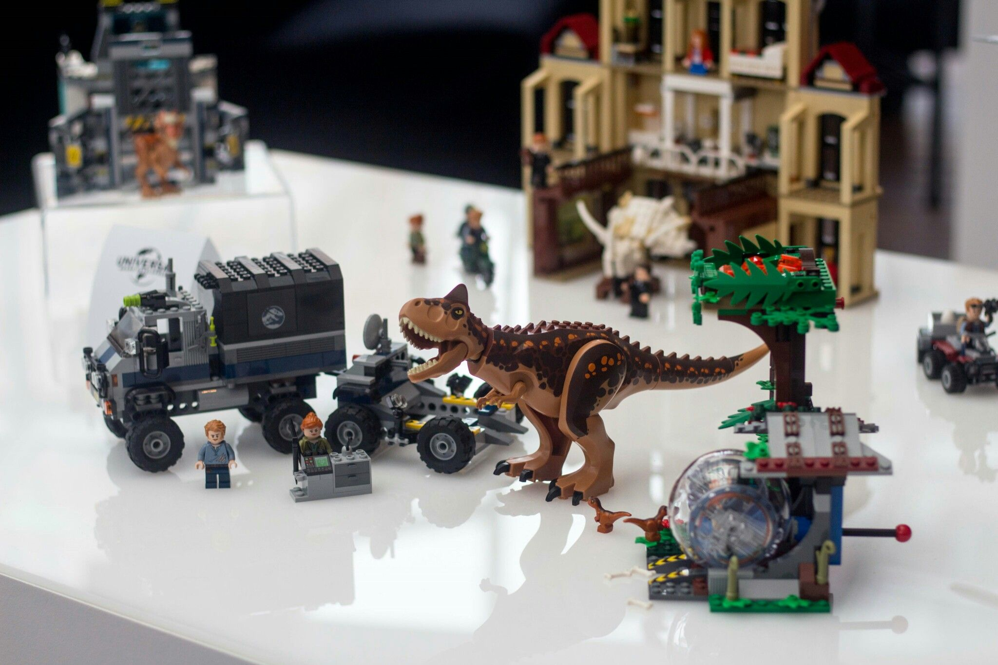 Fallen Lego Jurassic World Kingdom Sets kTOPiuwZX