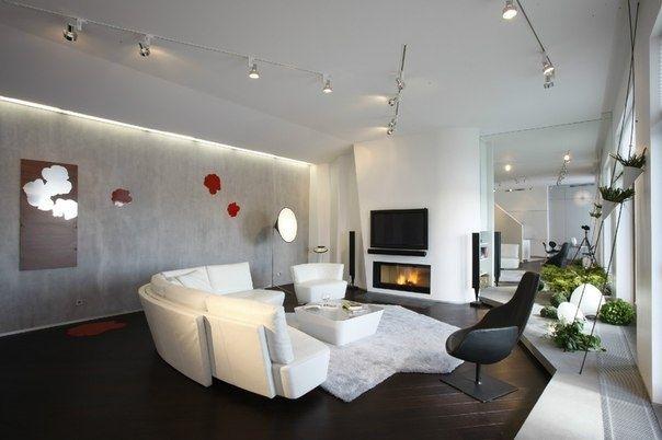 Квартира площадью 220 кв.м. в Санкт-Петербурге - Дизайн интерьеров | Идеи вашего дома | Lodgers