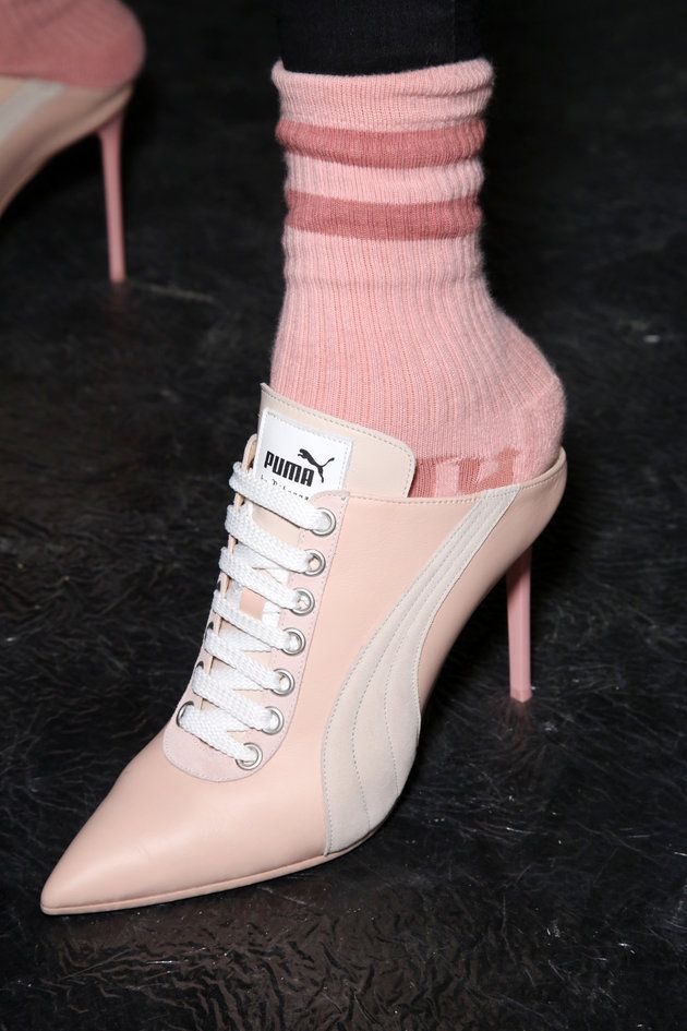 new puma shoes by rihanna