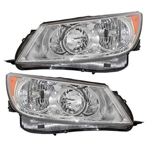 Robot Check Headlights Passenger Headlamps