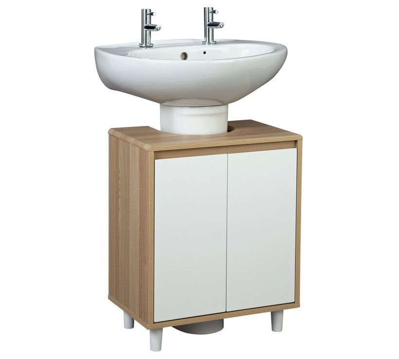 Super Buy Argos Home Caleb 2 Door Undersink Unit Two Tone Home Interior And Landscaping Ologienasavecom