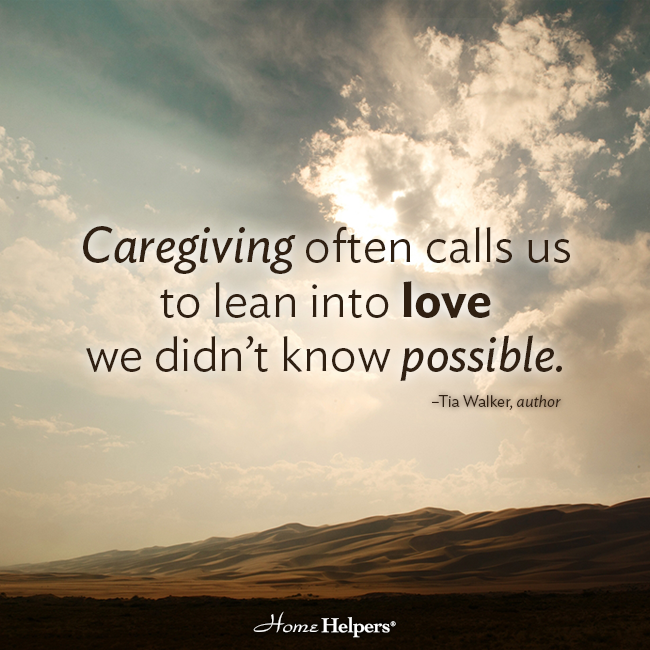 20 Inspirational Caregiver Quotes Caregiver quotes