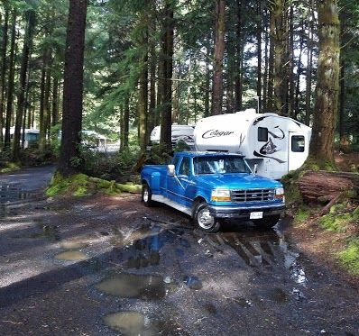 Pin By Love Your Rv On Thousand Trails Oregon Coast Camping Yellowstone Camping Oregon Coast