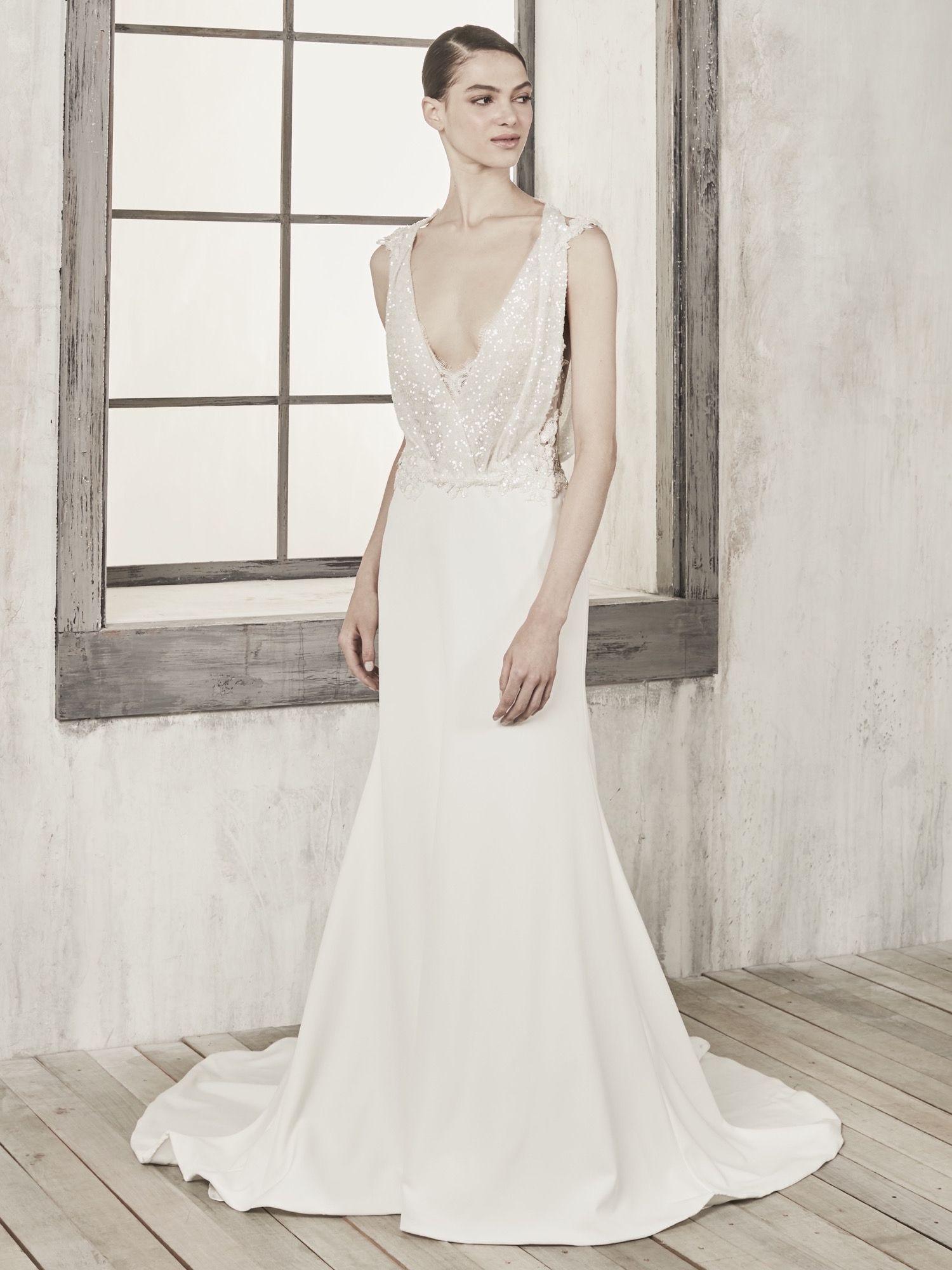 Annasul Y. 2019 Bridal Collection GENIE Gown Wedding