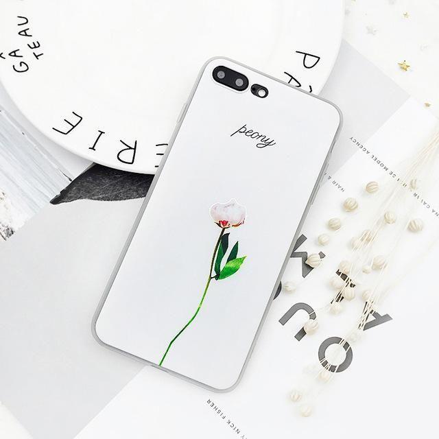 iphone 8 case plants