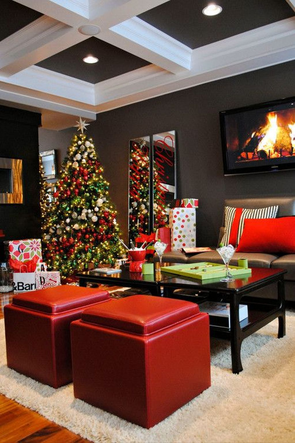 43 Amazing Decoration Your Small Space For Christmas