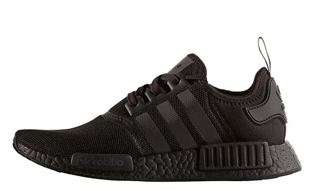 adidas nmd triple black