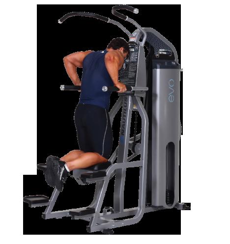 Nautilus Evo Gravitron Machine Gym Stuff No Equipment